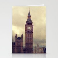 london Stationery Cards featuring London by The Last Sparrow