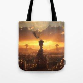 Eagle's Peak Tote Bag