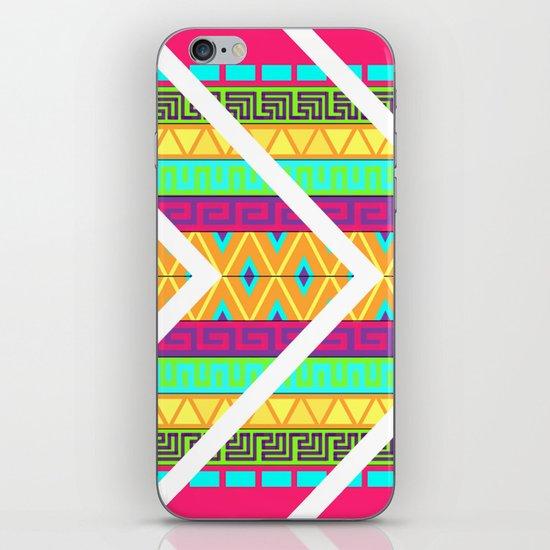Vibrance iPhone & iPod Skin