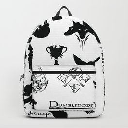 potter's head Backpack