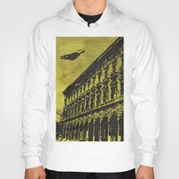 milan Hoodies featuring Milan 1 by Anand Brai