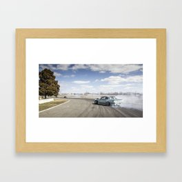 Best Place on Earth Framed Art Print