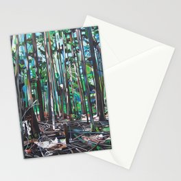 Galiano Forest Floor (2012) Stationery Cards
