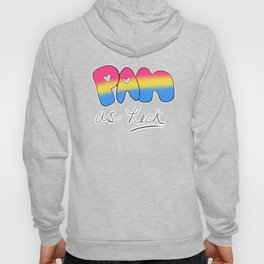 Pan as Heck Hoody
