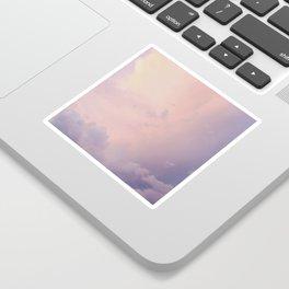 summer sky vii Sticker