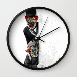 The Kid Street Art Graffiti Wall Clock