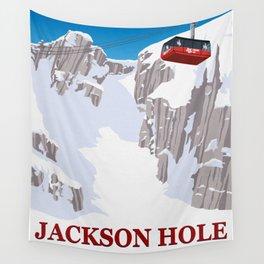 Jackson Hole Wall Tapestry