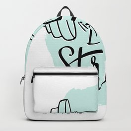 Be Strong Backpack