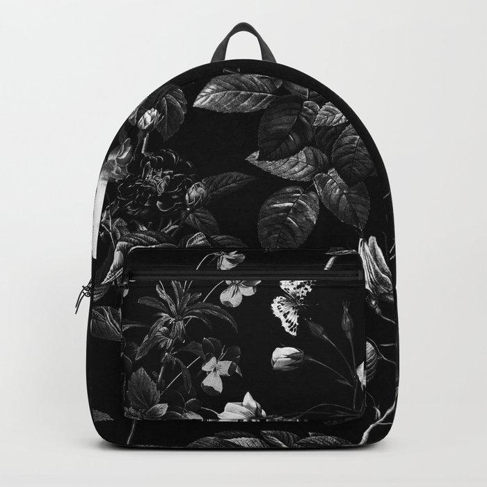 DARK FLOWER Backpack