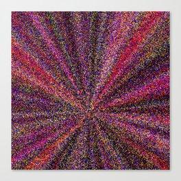 Nova-Explosion Canvas Print