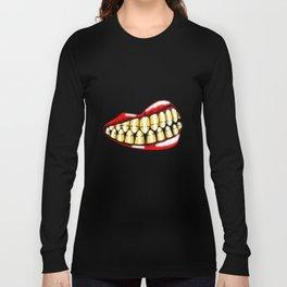 Bullet Teeth Long Sleeve T-shirt
