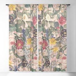 Magical Garden XVIII Sheer Curtain