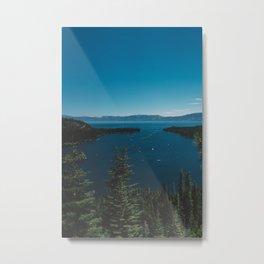 Lake Tahoe VI Metal Print