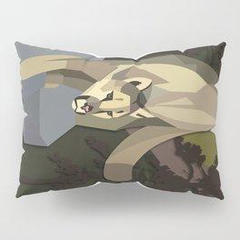Home Of The Puma Pillow Sham