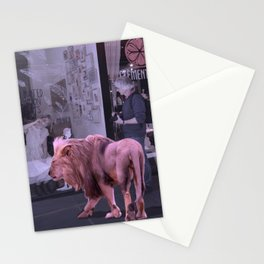 Searching the Beauty. African Invasion Stationery Cards