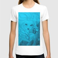 frozen elsa T-shirts featuring Frozen Elsa by ALynnArts