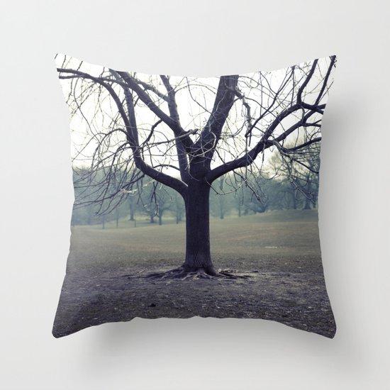 parktree Throw Pillow