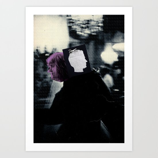 Women's power Art Print