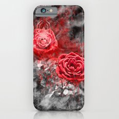Gothic romance iPhone 6s Slim Case