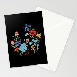 Flowery Stationery Cards
