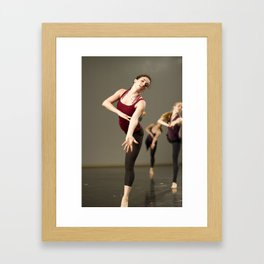 Taylor Intensive 32 Framed Art Print
