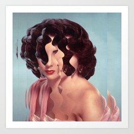 Another Portrait Disaster · Liz 1 Art Print