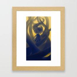 Engulf Framed Art Print