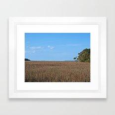 Swamp 2 Framed Art Print