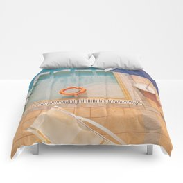Swimming Pool Comforters