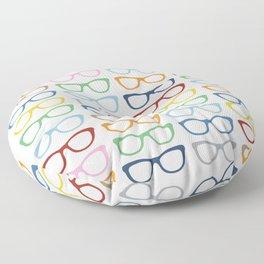 Glasses #2 Floor Pillow