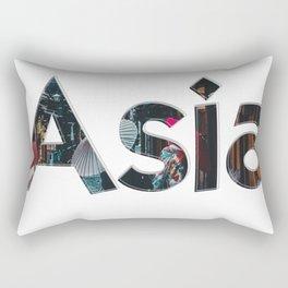 Asia Rectangular Pillow