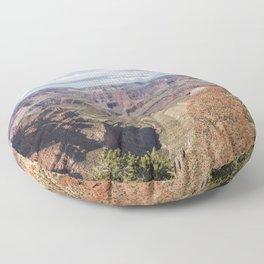 Grand Canyon No. 6 Floor Pillow