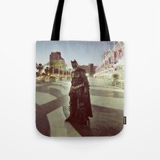 Who is Bruce Wayne Tote Bag
