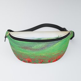 Tuscany Under Golden Skies Fanny Pack