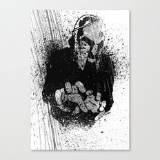 The Gladiator Canvas Print