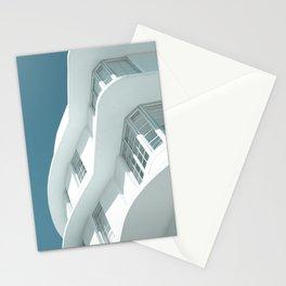 Art Deco Miami Beach #7 Stationery Cards