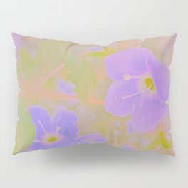 Georgia Blue, The Earth Laughs In Flowers Pillow Sham