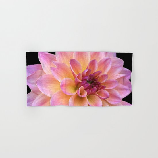 Dahlia in Bloom Hand & Bath Towel