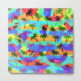 Tropical euphoria Metal Print