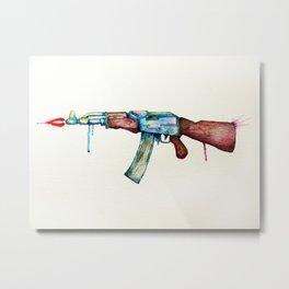 BANG. ART. Metal Print