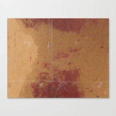 mappale 001 Canvas Print