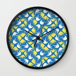 Geometrical Matisse 1 Wall Clock