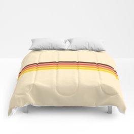 African Retro Stripes Comforters