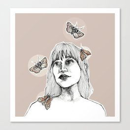 Joanna Newsom Canvas Print