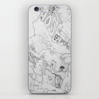 key iPhone & iPod Skins featuring Key by ℳajd