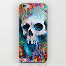 M de morte iPhone Skin