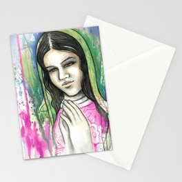 Virgen Guadalupe Stationery Cards