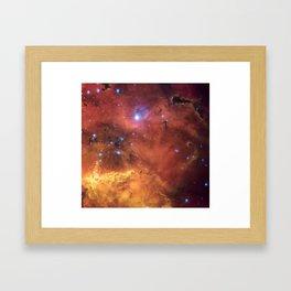NGC 2467 Framed Art Print