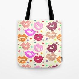 Gimme Kisses Tote Bag