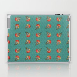 Puki Owl Pattern Laptop & iPad Skin